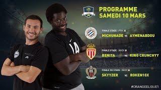 beIN eLigue 1 : les finales de Monaco, Nice et Montpellier