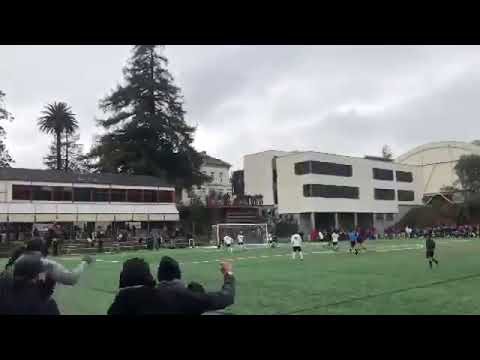 Marin Academy NorCal Regional  Championship 2019 Winning Goal by Adrian Chiquilin  Vasquez
