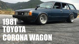видео Toyota Corona