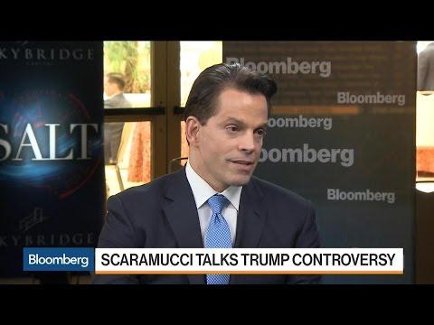 SkyBridge's Scaramucci Says We Need Trump to Succeed