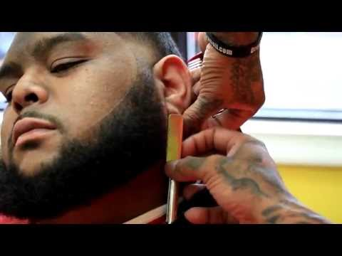 Faded Beard Line Up By Will Perez Funnycat Tv