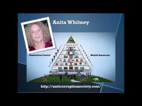 Sage of Quay Radio - Anita Whitney (Part 1) - The Web Of Corporatism (Oct 2015)
