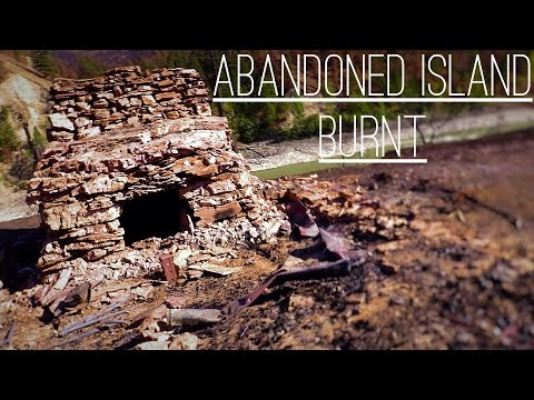 Abandoned Island Lost in the Wild Fire. Adventure #27