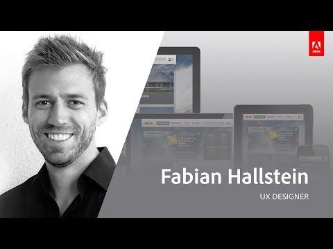 Live App Prototyping mit Fabian Hallstein - Adobe Live 1/3