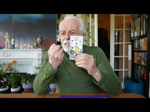 What is love? - Tarot Reading video by Alejandro Jodorowsky for Catherine