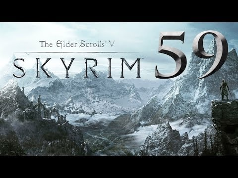 Skyrim - Часть 59 (Вечерняя пещера)