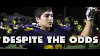DESPITE THE ODDS : A TRUE STORY OF PERSEVERANCE - TRAILER [HD]