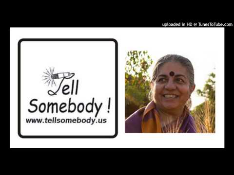 Vandana Shiva on GMO food, the lies and corruption behind it, and how it threatens our future
