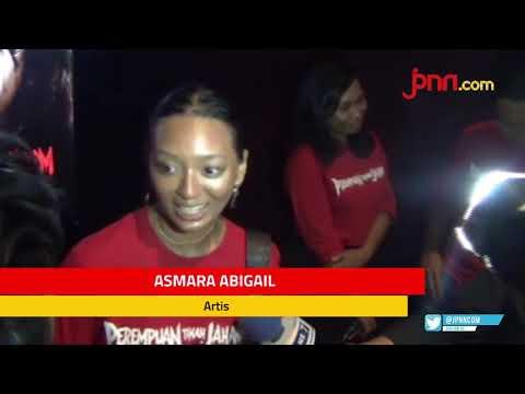 Bintangi 2 Film Sekaligus, Asmara Abigail Tidur Sembarangan