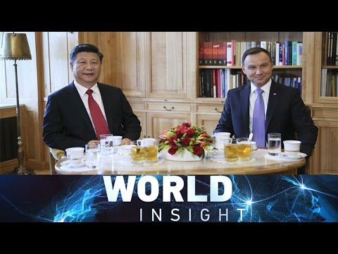 World Insight— President Xi in Poland; China-Russia ties 06/21/2016