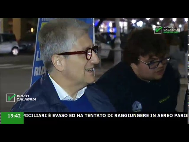 InfoStudio il telegiornale della Calabria notizie e approfondimenti - 25 Novembre 2019 ore 13.30