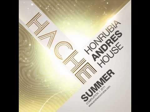 Andres Honrubia Summer Compilation 2011 Promo Radio Megamix