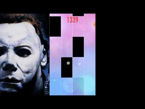 Piano Tiles 2 | Michael Myers theme - Halloween 🔪🔪🔪