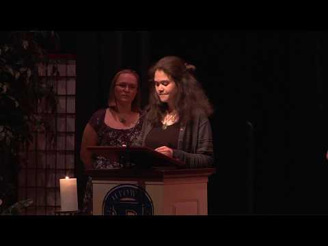 Baccalaureate - Elizabethtown College 2018