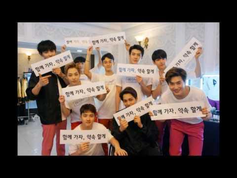EXO (엑소) - 약속 (Promise) (3D audio ver.)