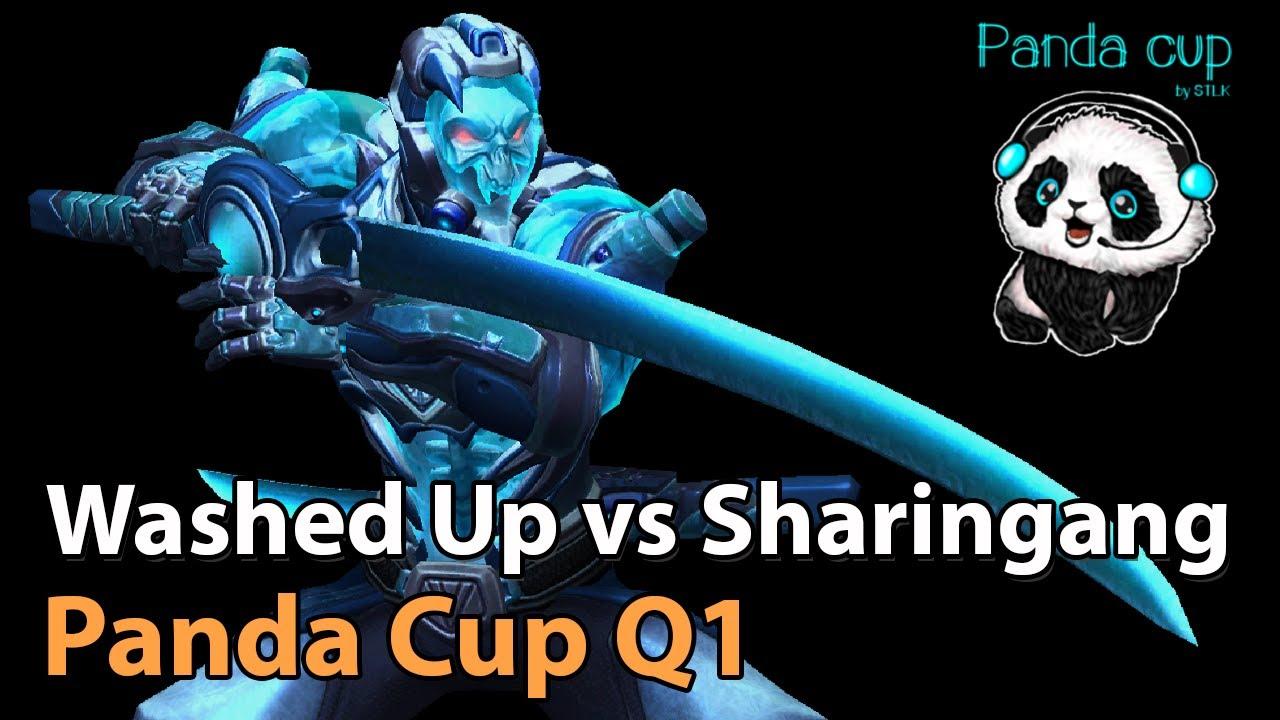 ► Washed Up vs. Sharingang - Panda Cup Q1 - Heroes of the Storm Esports