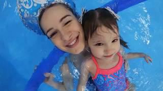 Детское плавание в Краснодаре | О бассейне ПУЗЫРИ ФМР