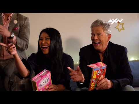 Secret Santa with the Judges! | AXN Asia's Got Talent Season 3 Mp3
