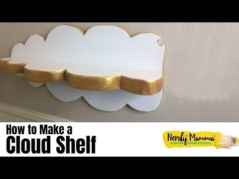How to Make a Cloud Shelf