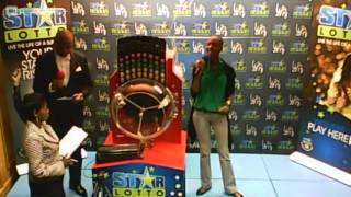 Star Lotto Live Draw 002 - 12th December 2012 - WANDA Wednesday