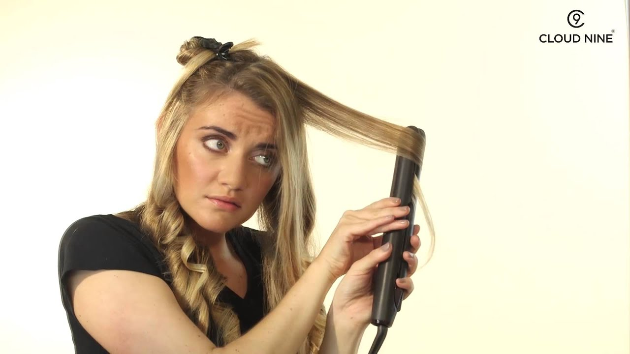 Glatteisen haare dunner