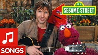 Sesame Street: My Triangle with James Blunt (You're Beautiful Parody)