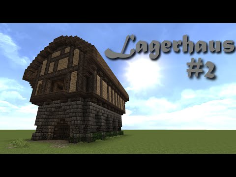 Minecraft Mittelalter Tutorial Bäckerei Bakery Doovi - Minecraft mittelalter haus klein