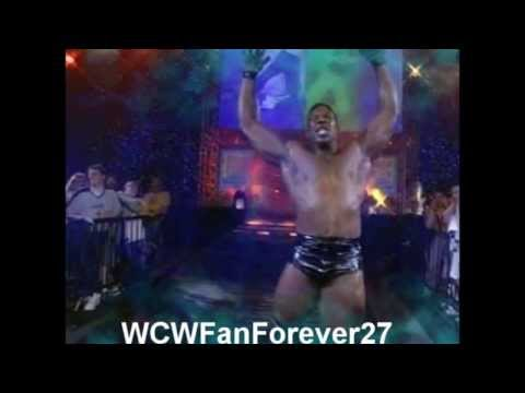 WCW Booker T 4th Theme(With Custom Tron)