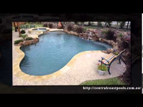 Central coast pools nsw swimming pool builders 61288809494 youtube for Swimming pools central coast nsw