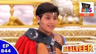 Baal Veer - बालवीर - Episode 844 - Baalveer Nescient About Maha Vinashini's Plan
