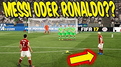 FIFA 17 KARRIEREMODUS - RONALDO oder MESSI? ⚽⛔️😝  - GAMEPLAY BAYERN KARRIERE (DEUTSCH) #88