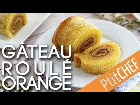 recette-de-gâteau-roulé-à-l'orange-à-la-portugaise-/-torta-de-laranja---ptitchef.com