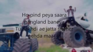 Gangland (full song) lyrics  feat deep