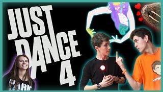 ► Just Dance 4 - BOJ O ČESŤ! w/Bača,Bačová žienka ◄