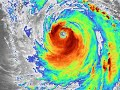 super typhoon Haishen slowly weaken, typhoon landfall likely (#3) (#Haishen #TYHaishen #Typhoon)