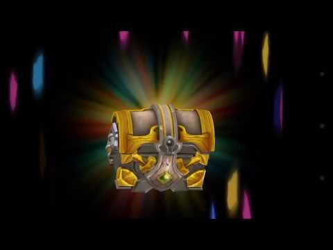 Dungeon Hunter 5 Open The Chests  Medieval \ Открываем Средневековые Сундуки