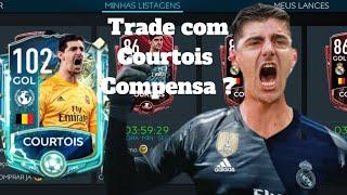 FIFA MOBILE 20 TRADE COM COURTOIS COMPENSA?