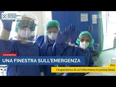 La testimonianza di Francesca, infermiera in prima linea contro il Coronavirus