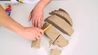 piasek kinetyczny - Kinetic sand