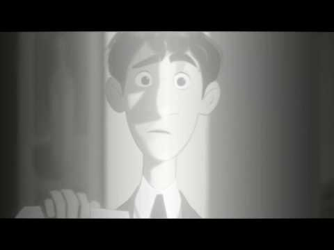Paperman Short Film   Paperman short film disney full movie