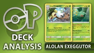 Alolan Exeggutor Lost Thunder Deck Analysis and Battles! (Pokemon TCG)