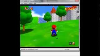 Super Mario 64 N64 cheat codes