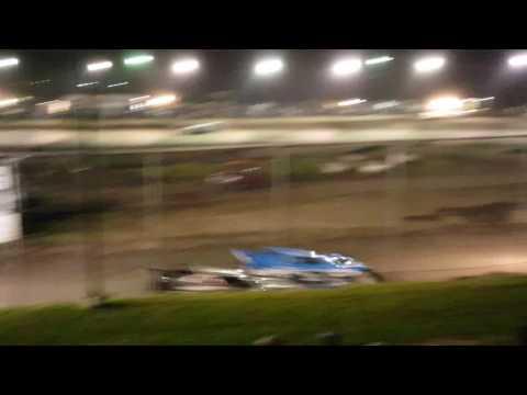 Peoria speedway steel block feature 9/24/16