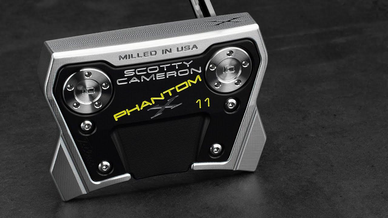 Phantom X 11 I Scotty Cameron Putters 4k