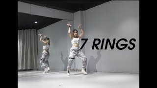 Ariana Grande - 7 rings - Dance Choreography by Jojo Gomez & Aliya Janell _ Dance Cover by MiuMiu