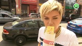 Что подкладывают украинцам в уличную шаурму? - Абзац! - 01.09.2014