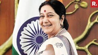 3 Indian Girls Rescued From Kenya: Sushma Swaraj
