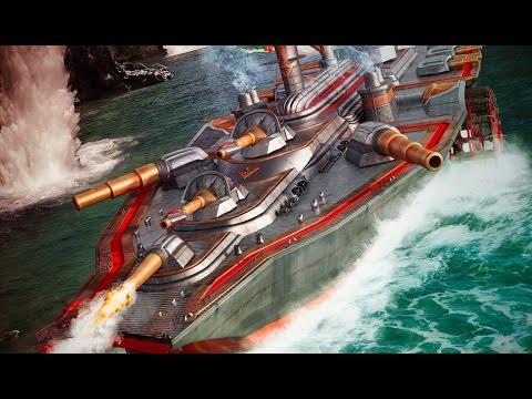 Морской бой (онлайн-игра для двоих)