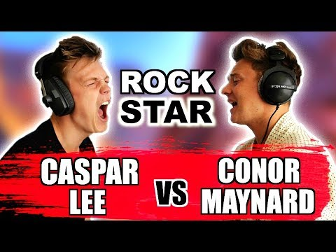 Post Malone - rockstar ft 21 Savage SING OFF vs Conor Maynard **