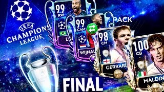 99 Ovr Champion Masters Packs And Gameplay In Fifa Mobile | I Got Champion Final